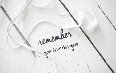 3 MUST HAVE LISTS FOR A SUCCESSFUL YEAR